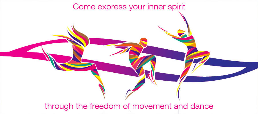 Come express your inner spirit through the freedom of movement and dance